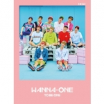 อัลบั้ม #(WANNA ONE) - 1ST MINI ALBUM (PINK VER.)