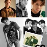 [#WANNAONE] นิตยสาร GQ KOREA