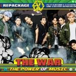 โปสเตอร์ official [#EXO] THE WAR: THE POWER OF MUSIC (Repackage) (พร้อมกระบอก)