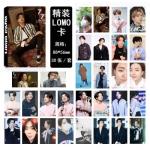 ชุดรูป LOMO #GOT7 7 FOR 7 : YoungJae (30รูป)