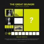 อัลบั้ม #BigBang : #SeungRi - Album Vol.1 [THE GREAT SEUNGRI] Ver. Melon