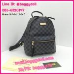 กระเป๋าเป้หลุยส์ Louis Vuitton backpack 10นิ้ว**เกรดAAA** เลือกลายด้านในค่ะ