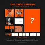 อัลบั้ม #BigBang : #SeungRi - Album Vol.1 [THE GREAT SEUNGRI] Ver. Orange