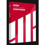 อัลบั้ม #iKON - Mini Album [NEW KIDS : CONTINUE] : RED VER.