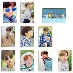 ชุดการ์ดสติคเกอร์ #BTS 2017 Summer Package