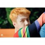โปสเตอร์ official [#EXO] #KoKoBop #TheWar (พร้อมกระบอก) Sehun