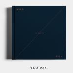 อัลบั้ม #NU`EST W - Album [WHO, YOU] (YOU Ver.)