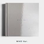 อัลบั้ม #NU`EST W - Album [WHO, YOU] (WHO Ver.)
