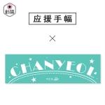 ผ้าเชียร์ ป้ายผ้า #EXO CHANYEOL