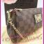 Louis Vuitton Damier Canvas Eva Clutch Bag **เกรดท๊อปมิลเลอร์** (Hi-End) thumbnail 3