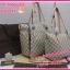 Louis Vuitton Damier Azur Totally PM **เกรดท๊อปมิลเลอร์** (Hi-End) thumbnail 2