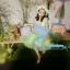 พร้อมเช่า ชุดแฟนซี เช่า 500 ชุดราตรีสั้น ลายทาง สีลูกกวาด แต่งดอกไม้ thumbnail 27