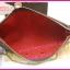 Louis Vuitton Damier Canvas Eva Clutch Bag **เกรดท๊อปมิลเลอร์** (Hi-End) thumbnail 6