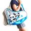 กระเป๋าสเก็ตแบบสะพายข้าง Panda มี 3 สีให้เลือก thumbnail 2