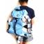 กระเป๋าเป้ DENUONISS สีฟ้า รหัส DO-3 thumbnail 1