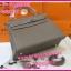 Hermes Kelly25 Togo Leather Silver Hardware **เกรดท๊อปมิลเลอร์** (Hi-End) thumbnail 3