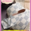 Louis Vuitton Azur Damier Canvas Belt **เกรดท๊อปพรีเมี่ยม** thumbnail 2