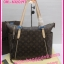 Louis Vuitton Monogram Totally MM **เกรดท๊อปมิลเลอร์** (Hi-End) thumbnail 2