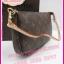 Louis Vuitton Monogram Canvas Pochette Accessoire **เกรดท๊อปมิลเลอร์** (Hi-End) thumbnail 3