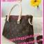 Louis Vuitton Monogram Canvas Pallas bb ด้านในสีม่วงอมชมพู **เกรดท๊อปมิลเลอร์** (Hi-End) thumbnail 5