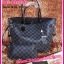 Louis Vuitton Neverfull กระเป๋าหลุยส์ **เกรดAAA*** (เลือกลายด้านในค่ะ) thumbnail 4