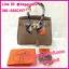 กระเป๋าแบรนด์แอร์เมส Hermes 12 นิ้ว **เกรดAAA** เลือกสีด้านในค่ะ thumbnail 12