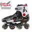 รองเท้าสเก็ต rollerblade แบบสลาลม รุ่น FXW สีดำ-ขาว Fixed Size 43, 44, 45 thumbnail 1