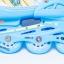 รองเท้าสเก็ต rollerblade รุ่น MKB-Kids สีฟ้า พร้อมเซทสุดคุ้ม Size S 28-31 thumbnail 3