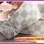 Louis Vuitton Azur Damier Canvas Belt **เกรดท๊อปพรีเมี่ยม** thumbnail 4