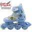 รองเท้าสเก็ต rollerblade รุ่น MKB-Kids สีฟ้า พร้อมเซทสุดคุ้ม Size S 28-31 thumbnail 1