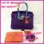 กระเป๋าแบรนด์แอร์เมส Hermes 12 นิ้ว **เกรดAAA** เลือกสีด้านในค่ะ thumbnail 9