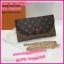 กระเป๋าสตางค์หลุยส์แบบมีสาย Louis wallet on chain **เกรดAAA** เลือกสีด้านในค่ะ thumbnail 7