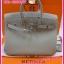 Hermes Birkin25 Togo Leather Silver Hardware **เกรดท๊อปมิลเลอร์** (Hi-End) thumbnail 5