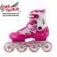 รองเท้าสเก็ต rollerblade รุ่น MZP สีชมพู Size M , L thumbnail 1