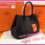 Hermes Garden Party Togo Leather (30cm.) **เกรดท๊อปมิลเลอร์** (Hi-End) thumbnail 4