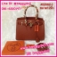 กระเป๋าแบรนด์แอร์เมส Hermes 12 นิ้ว **เกรดAAA** เลือกสีด้านในค่ะ thumbnail 5
