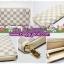 Louis Vuitton Azur Damier Canvas Zippy Wallet กระเป๋าสตางค์หลุยส์ ใบยาว ซิบรอบ **เกรดAAA+** thumbnail 2