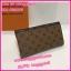 กระเป๋าสตางค์หลุยส์แบบมีสาย Louis wallet on chain **เกรดAAA** เลือกสีด้านในค่ะ thumbnail 9