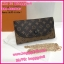 กระเป๋าสตางค์หลุยส์แบบมีสาย Louis wallet on chain **เกรดAAA** เลือกสีด้านในค่ะ thumbnail 5