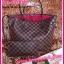 Louis Vuitton Neverfull กระเป๋าหลุยส์ **เกรดAAA*** (เลือกลายด้านในค่ะ) thumbnail 5