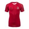 เสื้ออดิดาสเอซีมิลาน เทรนนิ่งเจอร์ซี่สีแดงของแท้