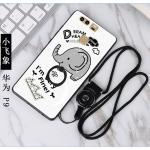 เคสนิ่ม Huawei P9 ลายแฟนซี #7