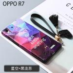 เคส OPPO R7 Lite / R7 พลาสติกสกรีนลายกราฟฟิกน่ารักๆ ไม่ซ้ำใคร สวยงามมาก แบบที่ 2
