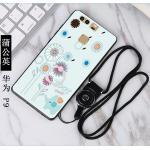 เคสนิ่ม Huawei P9 ลายแฟนซี #6