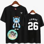 Jinwoo 26 (สีดำ)