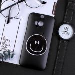 เคส HTC One M8 พลาสติกสกรีนลายน่ารักๆ เท่ หลายแนว แบบที่ 1
