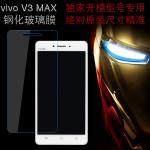 VIVO V3 MAX ฟิล์มกระจกนิรภัยป้องกันหน้าจอ 9H Tempered Glass 2.5D (ขอบโค้งมน) แบบที่ 1
