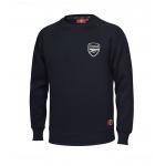 เสื้อสเวตเตอร์อาร์เซนอล Diagonal Text Print Sweatshirt ของแท้
