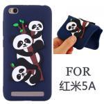 เคส Xiaomi Redmi 5A ซิลิโคน soft case ประดับแพนด้าแสนน่ารัก แบบที่ 6