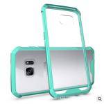เคส Samsung S7 พลาสติกโปร่งใส Crystal Clear ขอบปกป้องสวยงาม แบบที่ 3